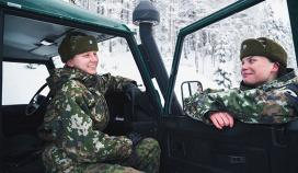 Application period for the voluntary military service for women will close on 1 March